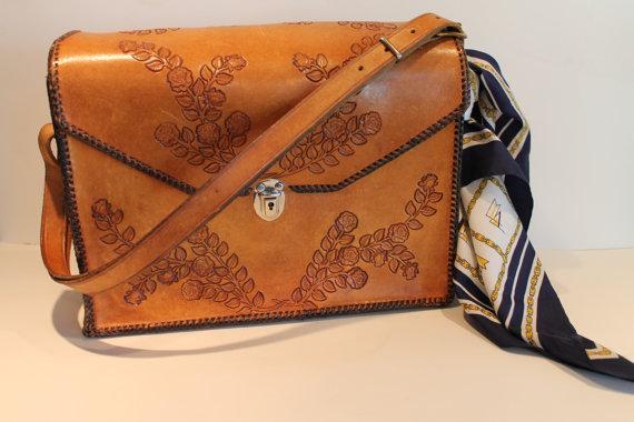Vintage-Tooled-Leather-Bag-1