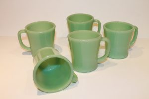 Jadeite D Mugs