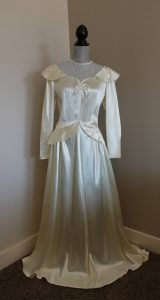 Vintage-Wedding-Gown